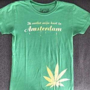 Urban Outfitters Classics Amsterdam Tee